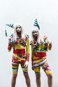 Harlequin Twins